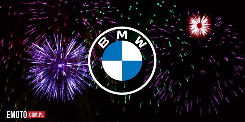 BMW logo nowe