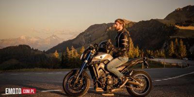 Wiosna na motocyklu