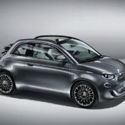 Fiat 500 elektryczny samochód