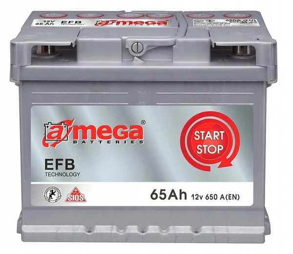 Akumulatory AMEGA - 4 nowości z Ukrainy na rynku akumulatorów 1