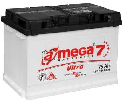Akumulatory AMEGA M7