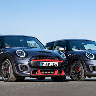 pakiet John Cooper Works GP