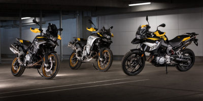 BMW F 750 GS, BMW F 850 GS i BMW F 850 GS Adventure