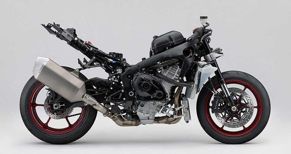 Goły Motocykl Suzuki GSX-R1000 i GSX-R1000R