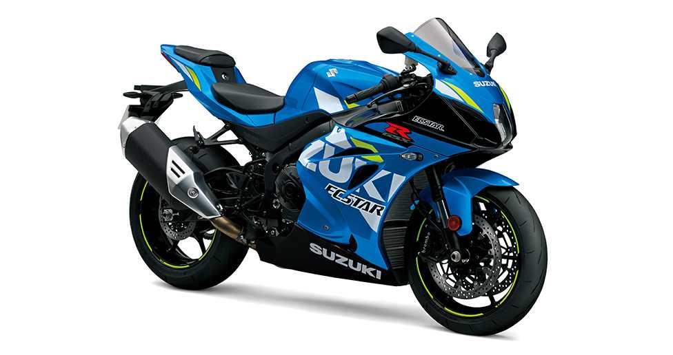 Suzuki GSX-R1000 GSX-R1000R