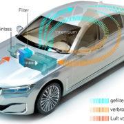 filtr nanowłóknowy