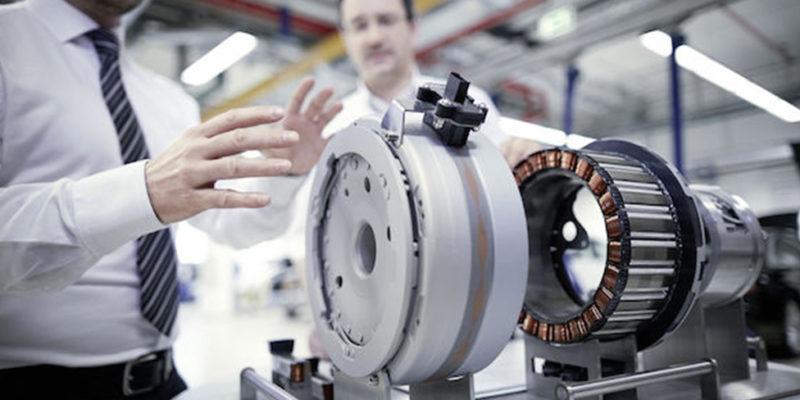 Audi patent napęd elektryczny