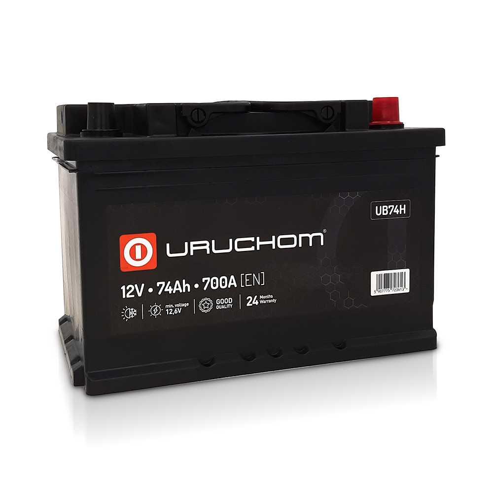 Akumulator Uruchom Black