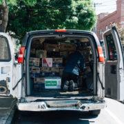 Samochody dostawcze poleasingowe