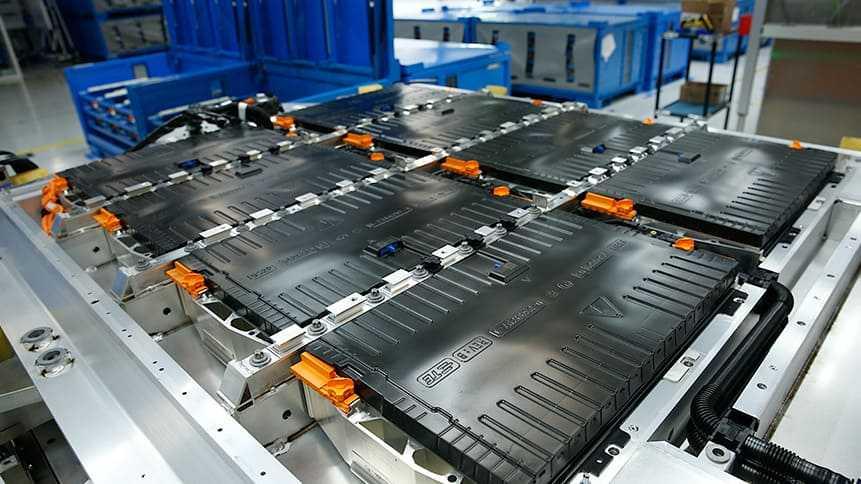 Akumulatory wysokonapięciowe do BMW