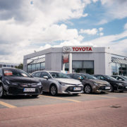 System kontroli jakości Toyota Plus