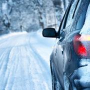 Bezpieczna jazda samochodem zimą