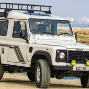 Historia Land Rovera