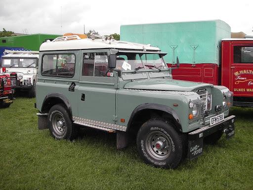 Land Rover seria III
