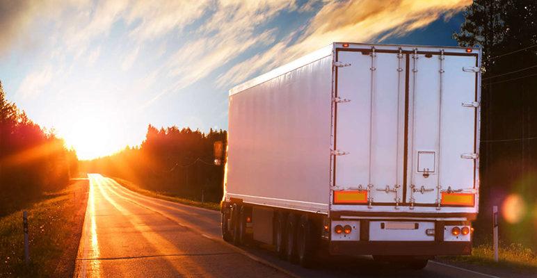 Zakazy dla ciężarówek