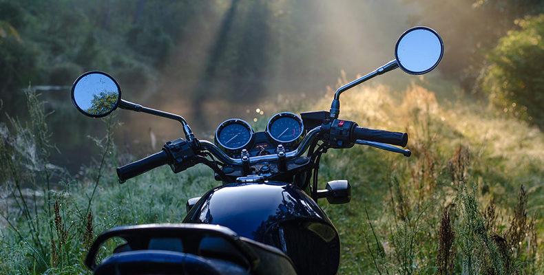 Uchwyt na telefon do motocykla