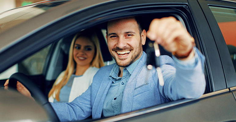 Zakup nowego auta