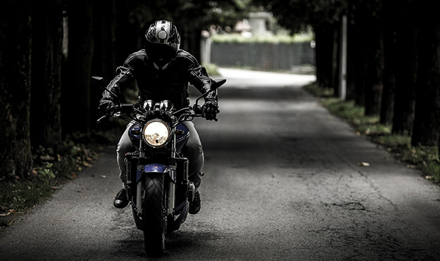 Zakup używanego motocykla