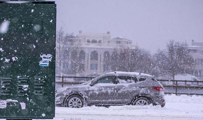 Zimowa pielęgnacja auta 1