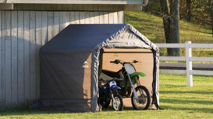 Namioty garażowe