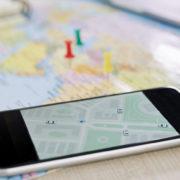 Lokalizacja pojazdu z wykorzystaniem monitoringu GPS na telefonie