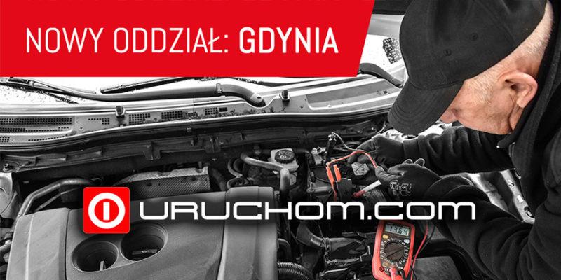 Nowy Sklep z akumulatorami Gdynia