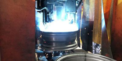 produkcji felg stalowych